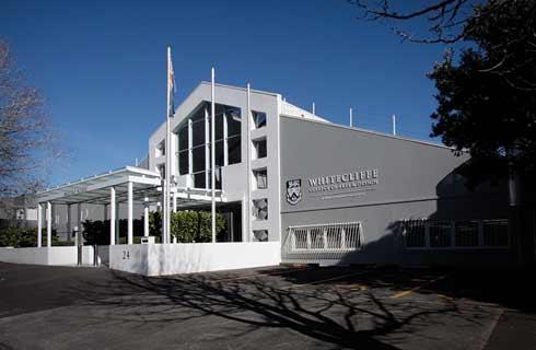whitecliffe